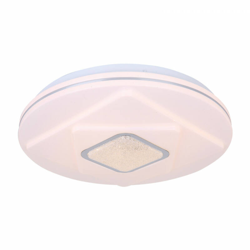 Globo TOSSI 48399-24 plafoniere  1 * LED max. 24 W   1900 lm  3000 K  A+