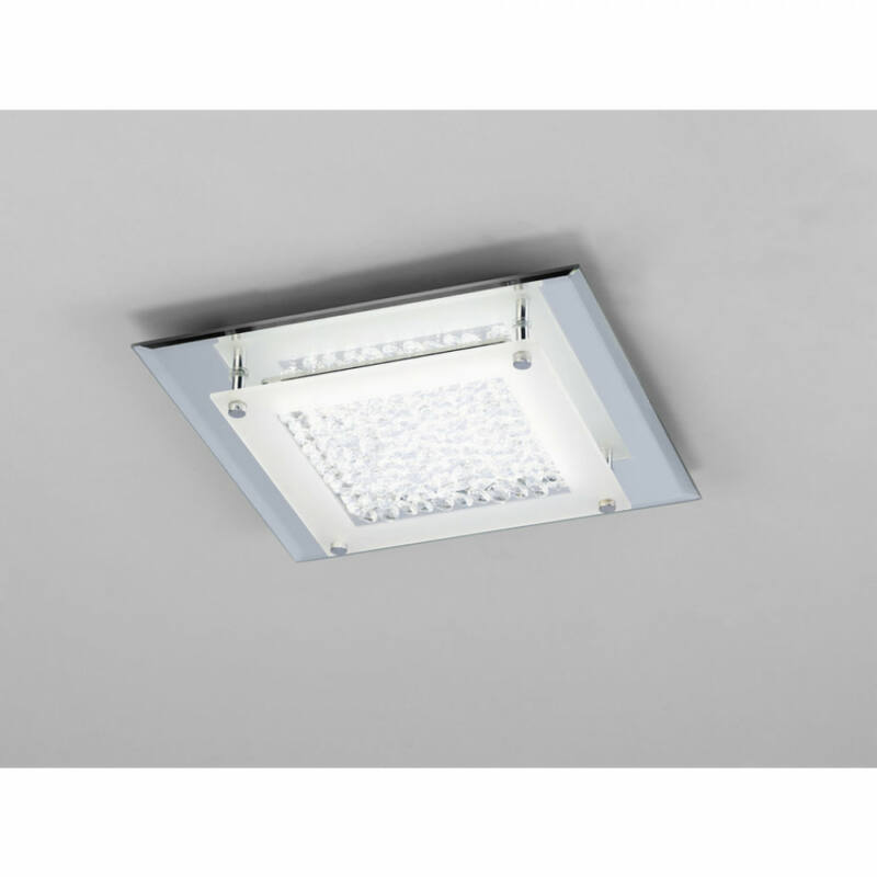 Mantra CRYSTAL LED 4580 plafoniere cristal crom metal 1xLED max. 12W LED 1 1200 lm 4000 K IP20 A++
