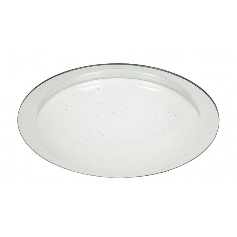 Rábalux Minneapolis 2491 plafoniere crom metal LED 18 1260 lm IP20 A