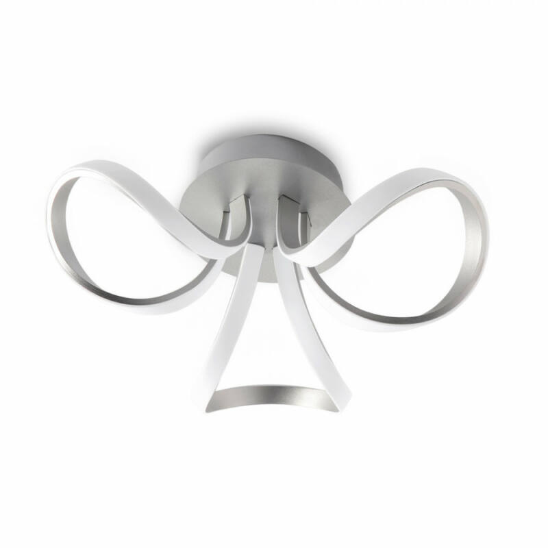 Mantra KNOT 4989 plafoniere crom metal LED 36W LED 2850 lm 2700 K IP20