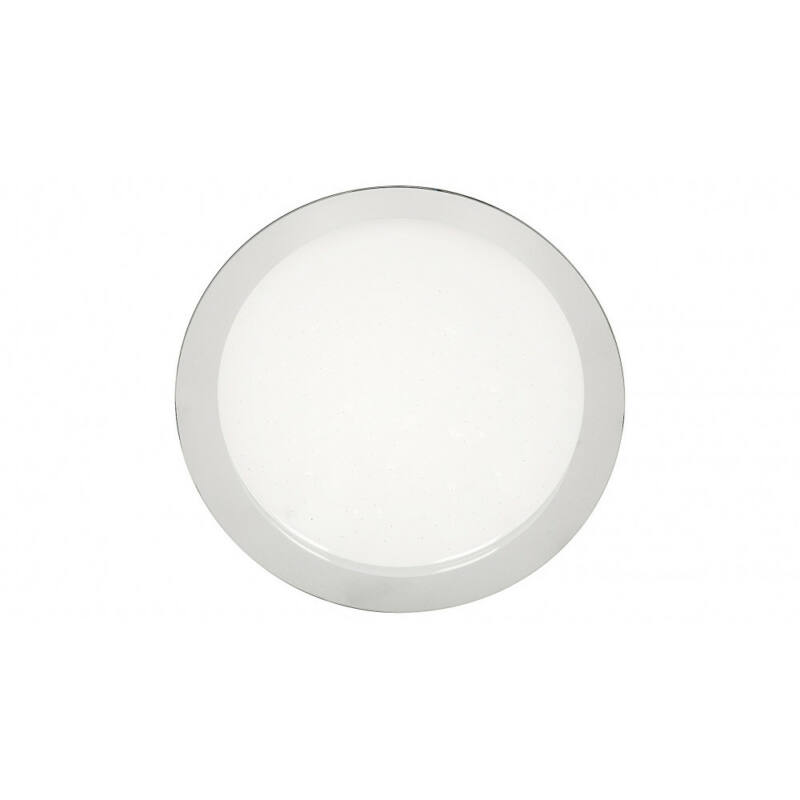 Rábalux Minneapolis 2490 plafoniere crom metal LED 12W 1 840 lm IP20 A